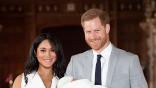 Prince Harry, Duchess Meghan and Baby Archie To Rejoin Queen Elizabeth This Summer