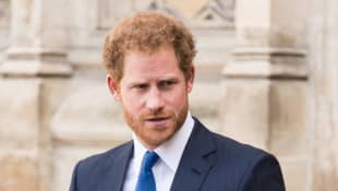 Prince Harry Is Returning To UK For Prince Philip's Funeral