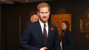 """Prince Harry """"Happy"""" In U.S. But """"Heartbroken"""" By Family Conflict"""