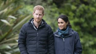 Prince Harry talks about Archie and their new California home