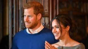 Meghan Markle & Prince Harry Sent Heartfelt Message To The UK