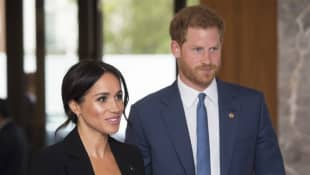 Prince Harry Meghan Markle Reveal Their First Series With Netflix Heart of Invictus TV show 2021 2022 watch streaming