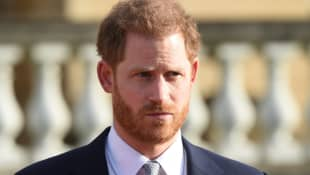 "Prince Harry ""Upset"" By Queen's Decision On Military Titles, Patronages"