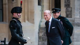 Prince Philip's Joke That Had Everyone Cracking Up During His Rare Public Appearance