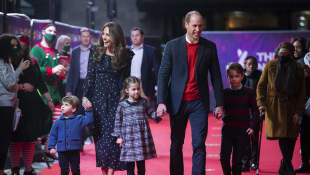 William & Kate: New Family Portrait In 2020 Christmas Card