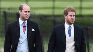 Prince William & Harry Still Reuniting For Princess Diana Statue After Interview Oprah racist royal family news July