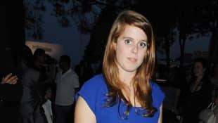 La princesa Beatriz en 2009