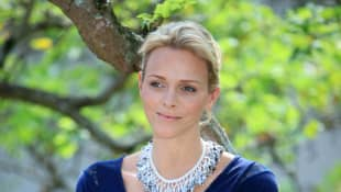 Princess Charlene of Monaco in 2011