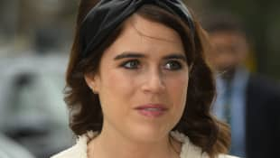 Princess Eugenie Jack Balmoral pictures 2020 visiting The Queen