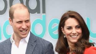 Prince William and Duchess Catherine
