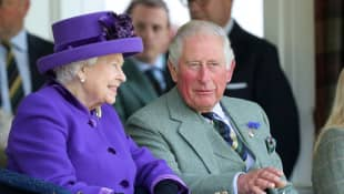 Queen Elizabeth & Prince Charles: New Easter 2021 Pictures photos portraits Frogmore House royal family news
