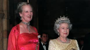 How Queen Elizabeth and Queen Margrethe Are Related