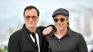 'Quentin Tarantino Revisits Directing Brad Pitt's Shirtless Scene In 'Once Upon A Time In Hollywood'