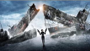 Póster de la película 'Resident Evil: The Last Chapter'