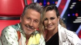 Ricardo Montaner y María José
