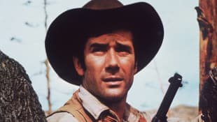 """Robert Fuller in the """"Return of the Magnificent Seven"""""""