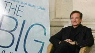 Robin Williams in 2005