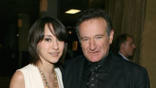 Robin Willliams' Daughter Zelda Shares Touching Photos With Her Late Father