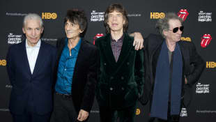 "The Rolling Stones Drop ""Scarlet,"" Unreleased 1970s Track Featuring Led Zeppelin's Jimmy Page - Listen Here!"
