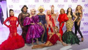 The Cast of RuPaul's Drag Race