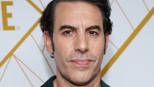 Sacha Baron Cohen Thinks 'Borat' Costar Maria Bakalova Deserves An Oscar For Her Breakout Role