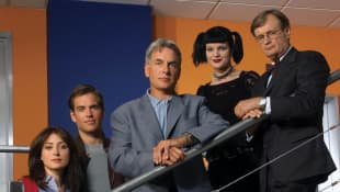 Saddest NCIS Exits cast members deaths seasons Abby Ziva Tony Kate actors