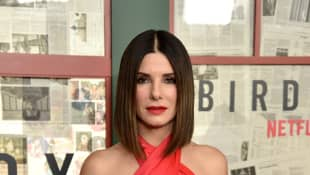 Sandra Bullock attends the New York Special Screening Of The Netflix Film BIRD BOX