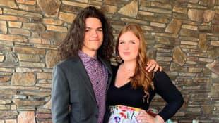 Jacob Roloff and Isabel Sofia Rock