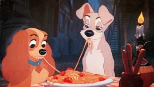 La Dama y el Vagabundo, Walt Disney