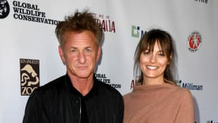 "Sean Penn Says He's ""Difficult"" To Be With As He Talks Relationship With 27-Year-Old Girlfriend"