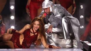 Shakira y Bad Bunny