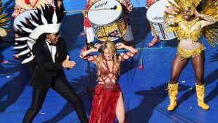 Shakira baile