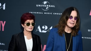 Sharon Osbourne Says Upcoming Biopic Is Not A Family Film