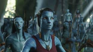 "Sigourney Weaver in ""Avatar"""