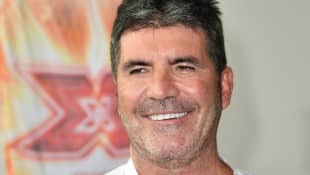 Simon Cowell First new appearance Event Broken Back surgery 2020