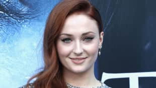 Sophie Turner Game of Thrones Premiere