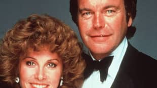 Stefanie Powers and Robert Wagner in Hart to Hart.