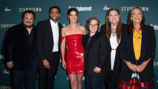 The cast of 'Stumptown'