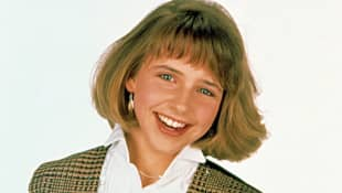 Alicia Goranson on 'Roseanne'