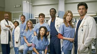 The Original 'Grey's Anatomy' Cast