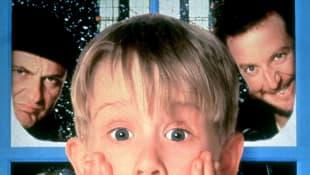 Macaulay Culkin 'Home Alone' 1990