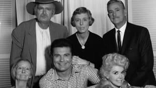 Cast of 'The Beverly Hillbillies'