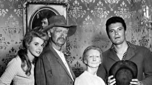 'The Beverly Hillbillies' cast