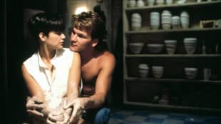 The History Of The Ghost Theme Song music movie film listen 2021 Patrick Swayze cast