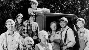 'The Waltons' cast