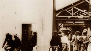'Workers Leaving the Lumière Factory'