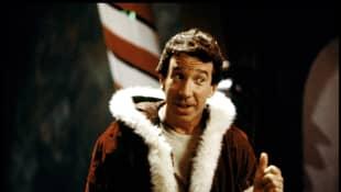 "Tim Allen stars in 1994's ""The Santa Clause"""