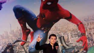 Tom Holland Reveals 'Spider-Man 3' Production Has Begun!