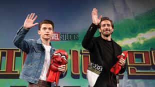 Tom Holland y Jake Gyllenhaal