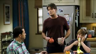Two and a Half Men: Through The Years With Charlie Sheen